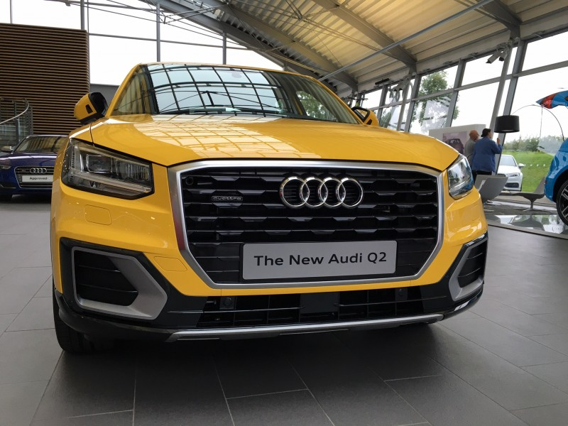my thoughts on the audi q2 from the dealer preview tour audi q2 forums. Black Bedroom Furniture Sets. Home Design Ideas