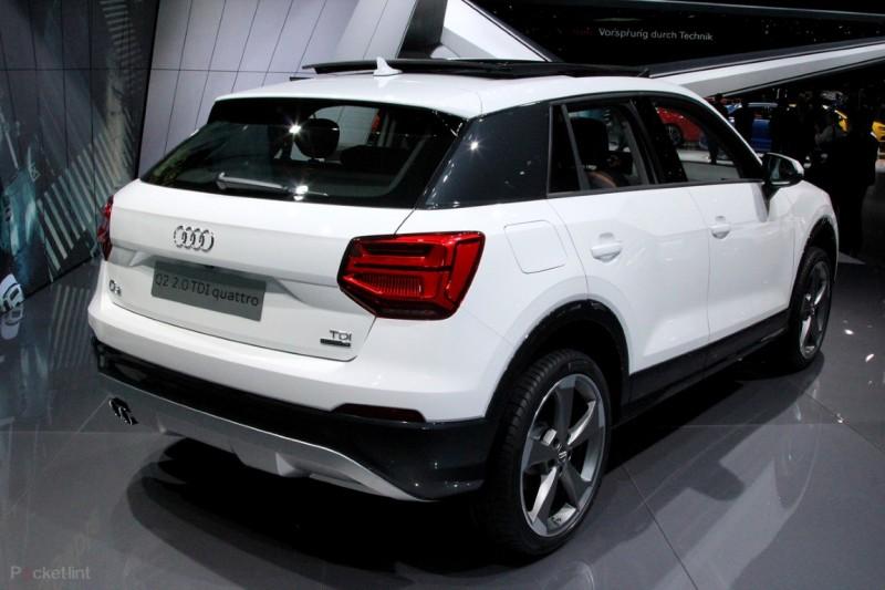 Audi Q2 White Pictures Audi Q2 Forums