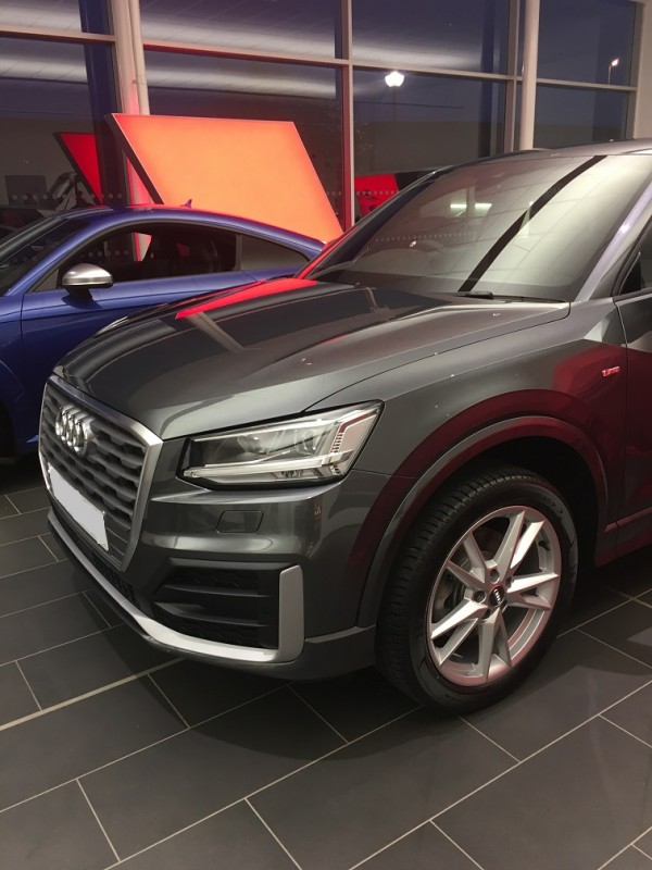 picked it up yesterday audi q2 forums. Black Bedroom Furniture Sets. Home Design Ideas