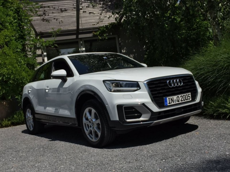 audi q2 press launch in zurich reviews and pictures audi q2 forums. Black Bedroom Furniture Sets. Home Design Ideas